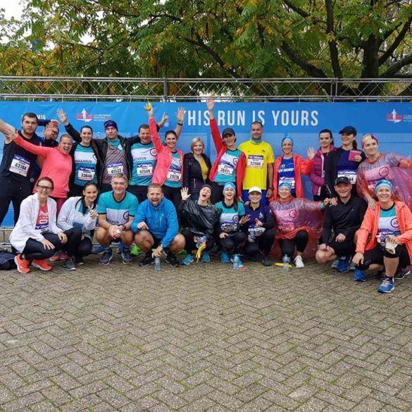 Pohod Mazatora na maraton u Amsterdamu