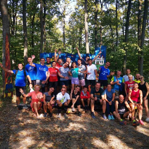 Šuma Striborova trail liga