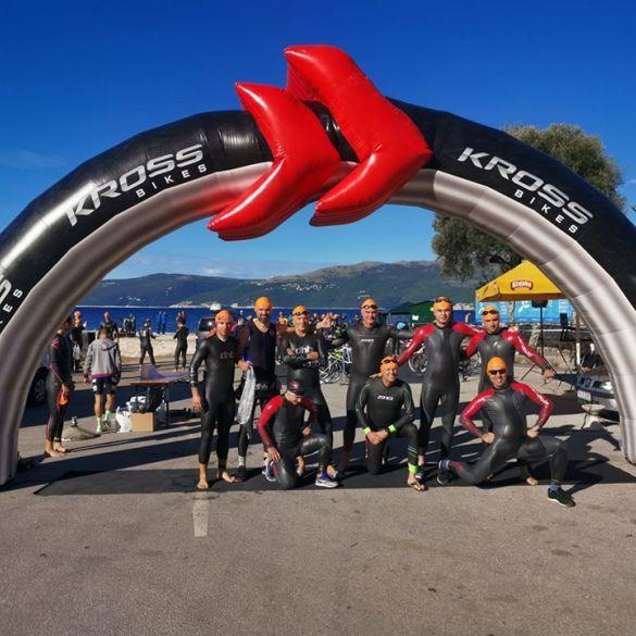 Povjesni dan za brodski triatlon