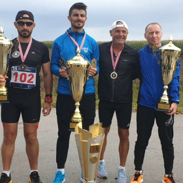 Mazator Marko Bičanić pobjednik ultramaratona Zagreb Vukovar