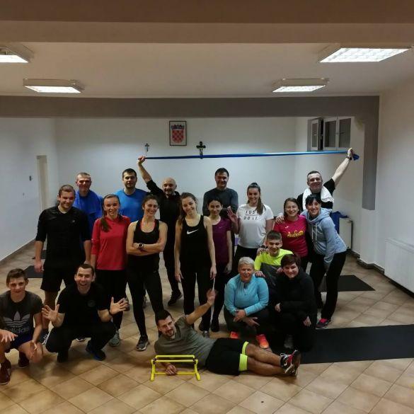 Mjesec dana treninga u Triatlon klubu Mazator